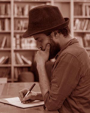 מפגשי כתיבה לפיתוח ההשראה עם אמרי פרל