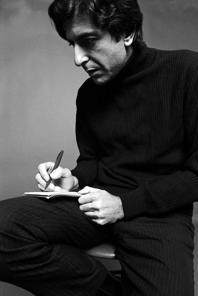 מפגש כתיבה בעקבות לאונרד כהן