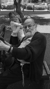 הרב ברסמון על הספר אור בחשכה